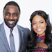 Idris Elba and Naomie Harris Celebrate Their Film, Mandela: Long Walk to Freedom In New York City