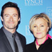 Hugh Jackman and His Wife Deborra-Lee Bring Meditation To New York City Service Men At the David Lynch Foundation Gala