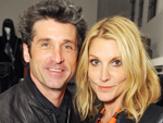 Patrick and Jillian Dempsey