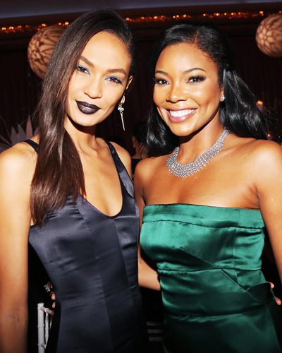 Look of the Day photo | Joan Smalls and Gabrielle Union