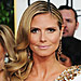 Heidi Klum - Transformation - Hair - Celebrity Before and After