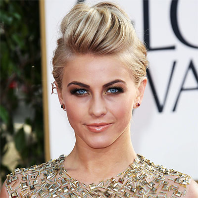 Julianne Hough - Transformation - Hair - Celebrity Before and After