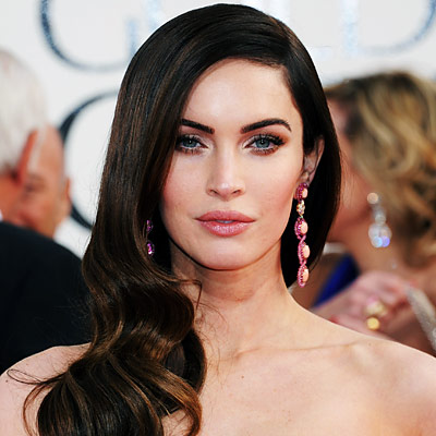 Megan Fox - Transformation - Hair - Celebrity Before and After