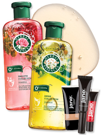 Herbal Essences - Jane Cosmetics - 90s Makeup