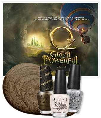 OPI - Oz the Great and Powerful