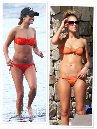 2013 Bikini Update! Lea Michele, Jessica Alba, and More!