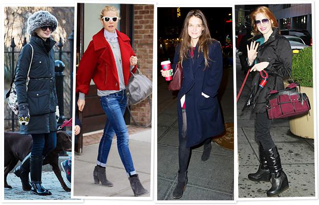 celebrity coats