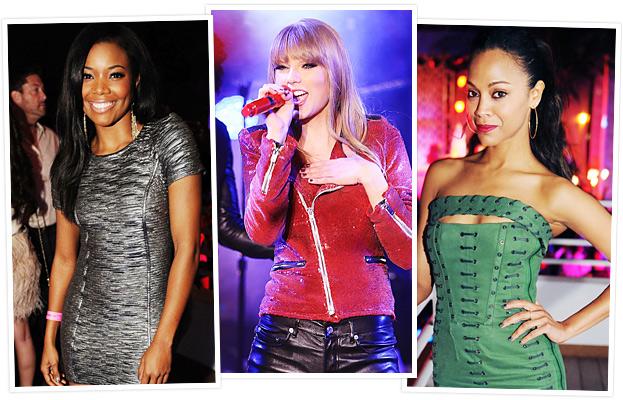 Celebrity Manicures 2013
