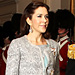 Denmark's Princess Mary's Fancy New Year's Wardrobe