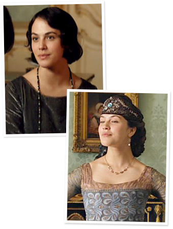 Downton Abbey Lady Sybil