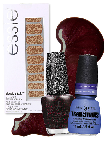 Manicures - Nail Art - Ciate Essie OPI