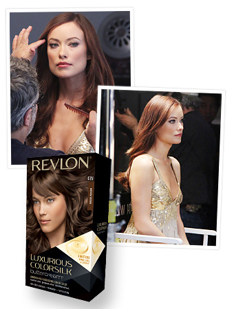 Olivia Wilde Hair