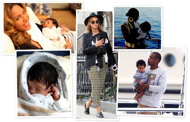 Blue Ivy Carter Turns One