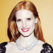Jessica Chastain's Harry Winston Necklace: Worth Over $1 Million