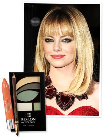 Emma Stone - Gangster Squad - Makeup