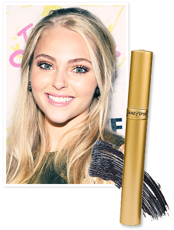 AnnaSophia Robb Mascara
