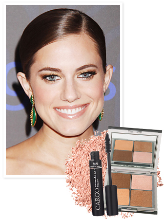 Allison Williams Makeup