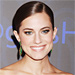 Found It! Girls Star Allison Williams's Gold Eye Makeup