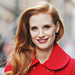 Bundled Celebrities 2013: Jessica Chastain Loves A Good Coat!
