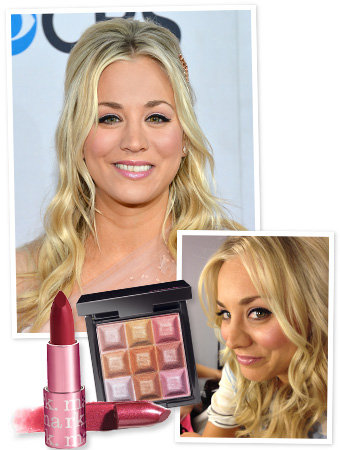 Kaley Cuoco People&#039;s Choice Awards