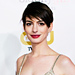 Golden Globes 2013: How Anne Hathaway Is Getting Ready