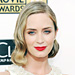 Found It! Emily Blunt's Critics' Choice Movie Awards Lipstick
