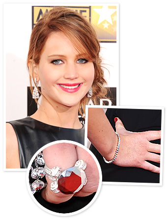 Jennifer Lawrence Chopard