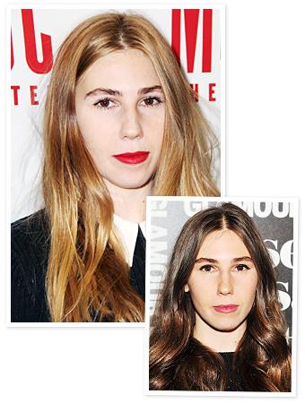 Zosia Mamet Hair