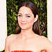 Golden Globes 2013: Jennifer Lawrence and Marion Cotillard in Matching Dior