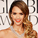 Found It! Jessica Alba's Orange Golden Globes Lipstick
