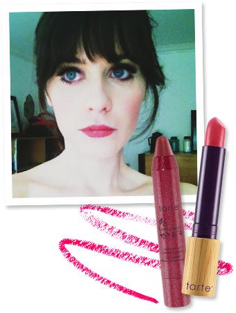Zooey Deschanel Lipstick