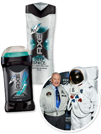 Buzz Aldrin - Axe Apollo
