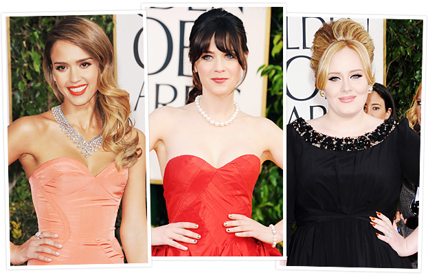 Golden Globes Manicures