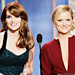 Golden Globes 2013: All About Tina Fey and Amy Poehler&#039;s Looks