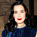 Dita Von Teese's Advice for Shopping Vintage
