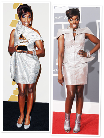 Estelle Grammys