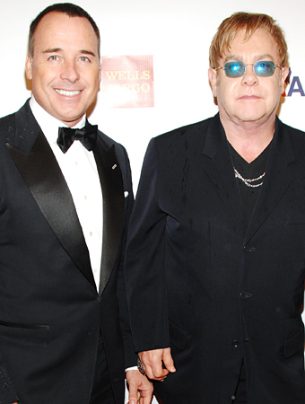 Elton John Baby