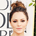 Katharine McPhee's Golden Globes Dress: $795 from Theyskens' Theory