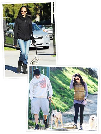Zoe Saldana, Channing Tatum, Jenna Dewan-Tatum