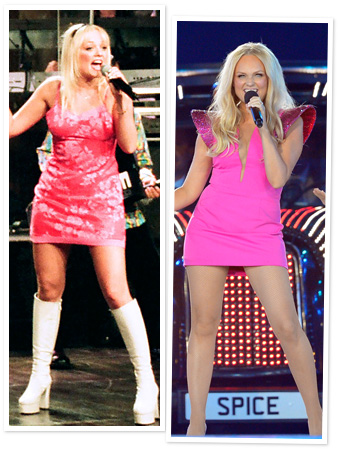 Emma Bunton Birthday