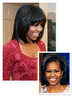 Michelle Obama's new hairstyle - Christian Forums