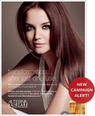 Katie Holmes Hair - Alterna
