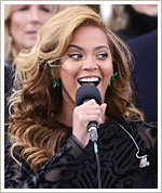 Beyonce Nail Polish