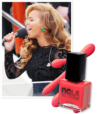 Beyonce Nail Polish