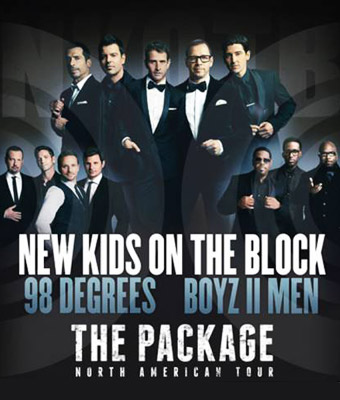 NKOTB Tour