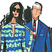 Mad Men Returns April 7, Banana Republic Collection Out February 27