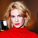 Found It! January Jones's Cute Red Sundance Sweater