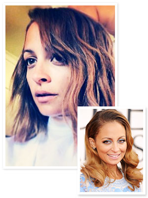 Nicole Richie Hair