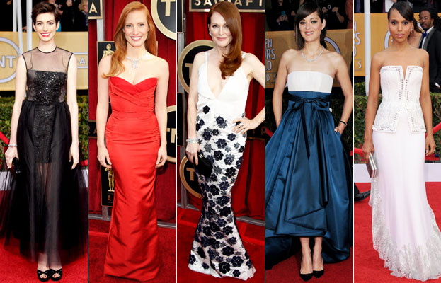 SAG Best Dressed