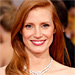 SAG Awards 2013: Jessica Chastain&#039;s $1.25 Million Harry Winston Necklace
